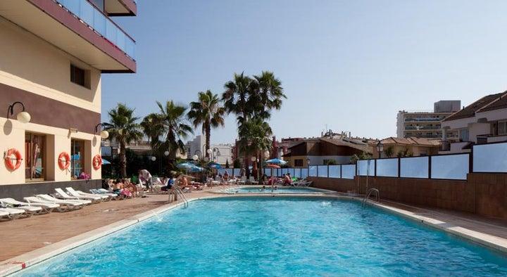 H.TOP Calella Palace Hotel in Calella, Costa Brava, Spain