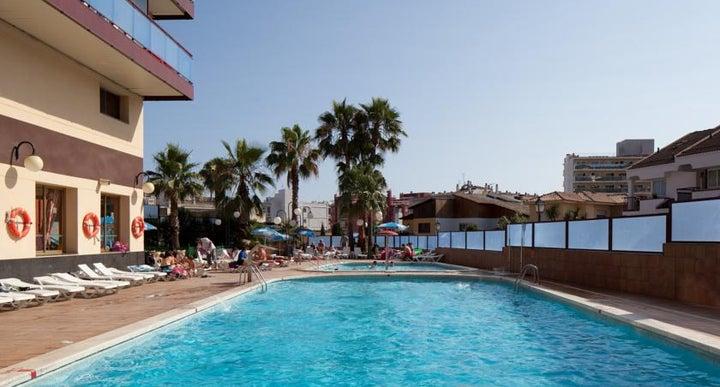 Hotel H Top Calella Palace And Spa Calella Spain