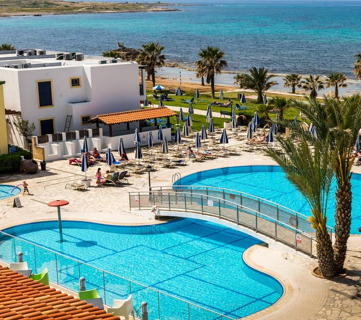 Kefalos Beach Tourist Village in Paphos, Cyprus