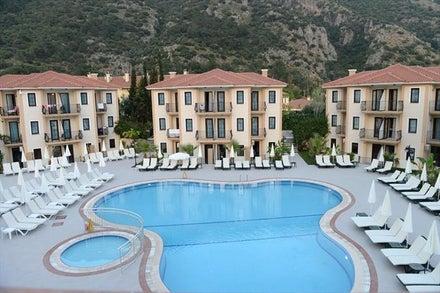Marcan Beach Hotel Image 9
