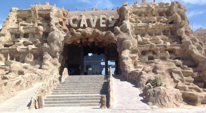 Caves Beach Resort Hurghada Image 79