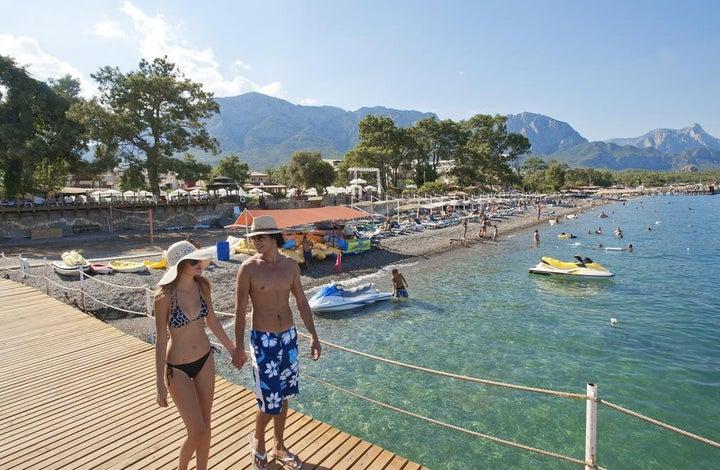 Crystal Aura Beach Resort And Spa Image 10