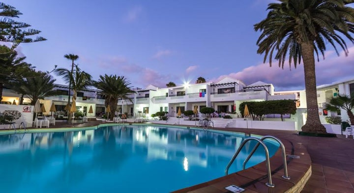 LABRANDA Playa Club Apartments in Puerto del Carmen, Lanzarote, Canary Islands