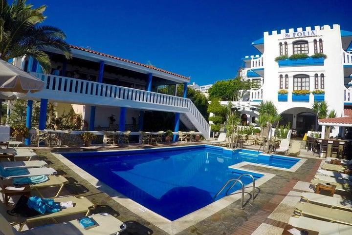 Folia Studios Apartments in Aghia Marina, Crete, Greek Islands