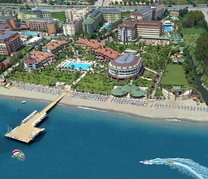 Saphir Hotel And Villa in Konakli, Antalya, Turkey