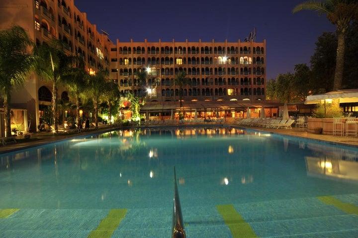 El Andalous Hotel & Spa Image 35