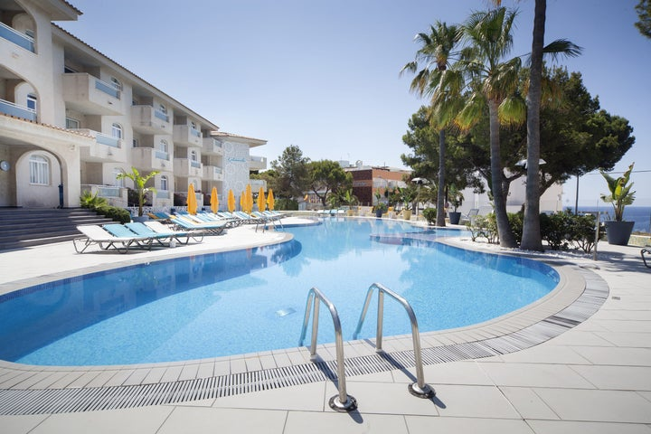 Sotavento Apartments in Magaluf, Majorca, Balearic Islands
