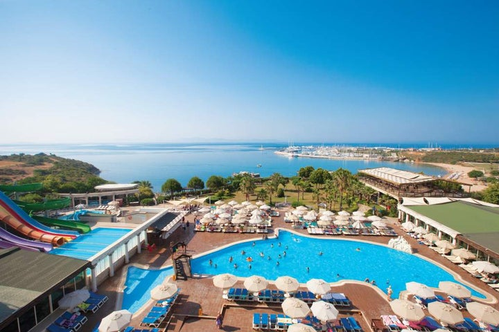 Didim Beach Resort Aqua And Elegance Thalasso Image 56