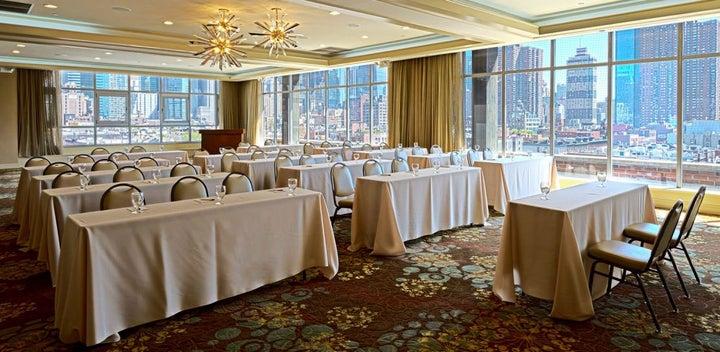 Skyline Hotel in New York, New York, USA