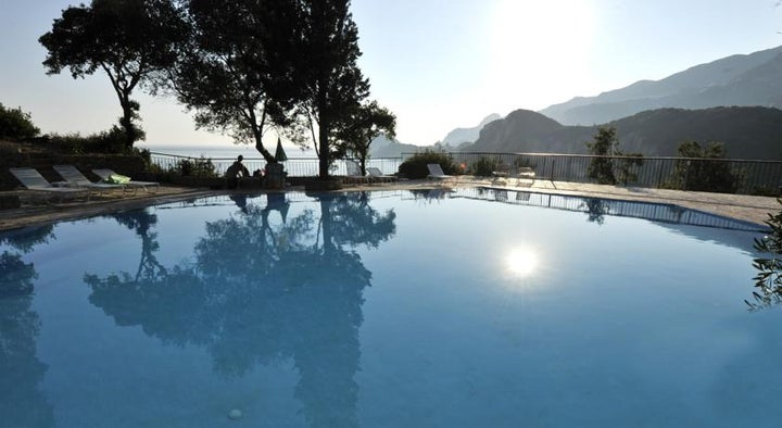 Blue Princess Resort in Liapades, Corfu, Greek Islands