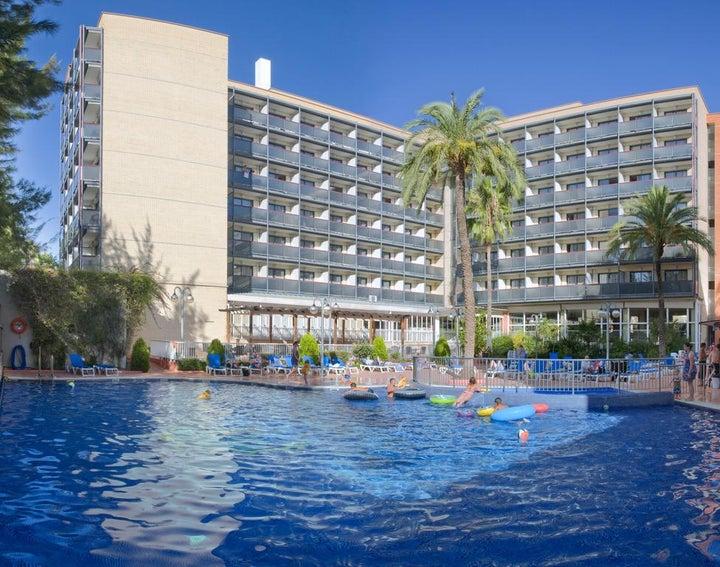 Hotel Eurosalou in Salou, Costa Dorada, Spain