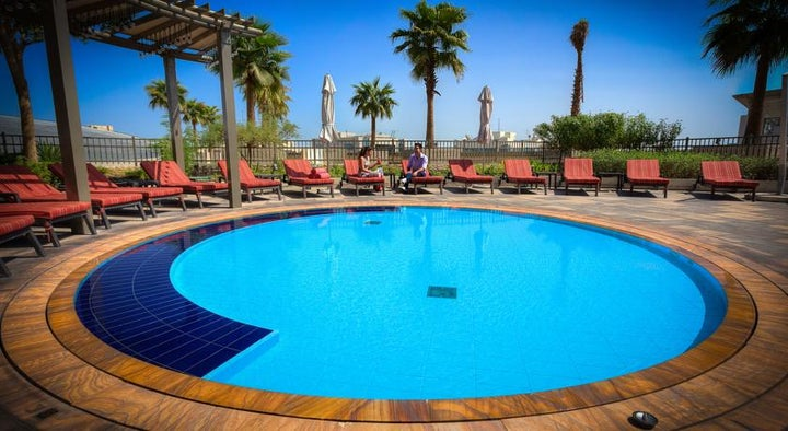 Al Ghurair Hotel in Deira, Dubai, United Arab Emirates