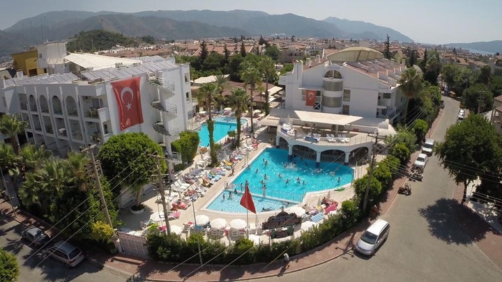 Club Atrium Hotel in Marmaris, Dalaman, Turkey