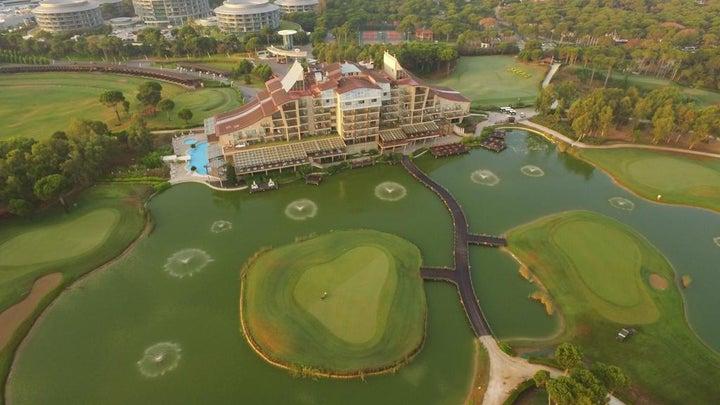 Sueno Hotels Golf Belek in Belek, Antalya, Turkey