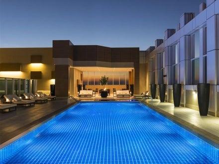 Sheraton Grand Hotel in Dubai City, Dubai, United Arab Emirates