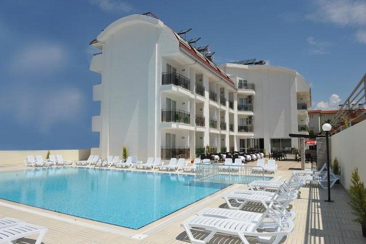 Harmony Side Hotel in Side, Antalya, Turkey
