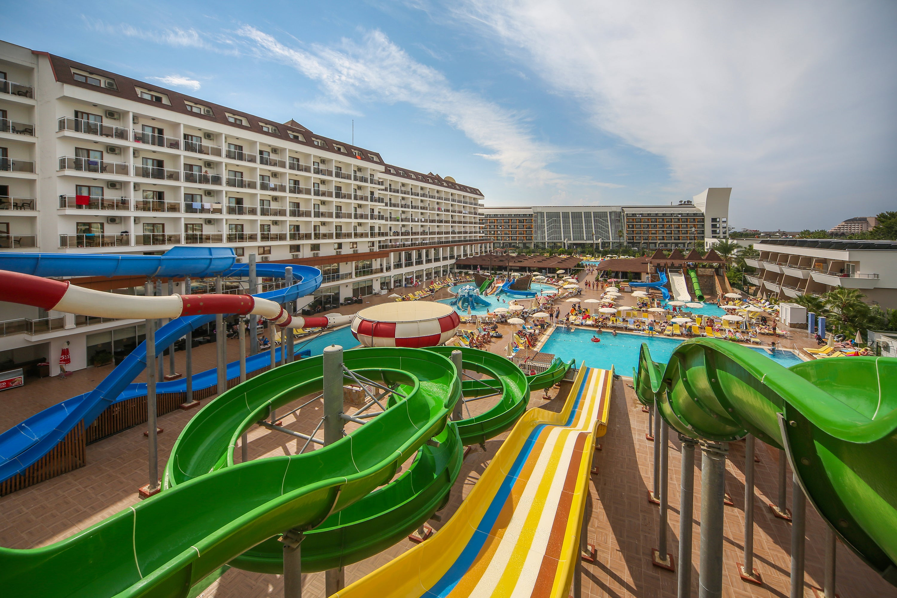 Eftalia Splash Resort in Alanya, Turkey | Holidays from £273pp ...
