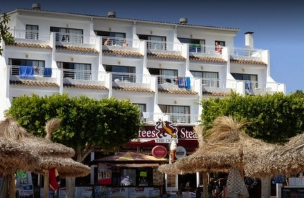 Apartamentos Balear Beach in Palma Nova, Majorca, Balearic Islands