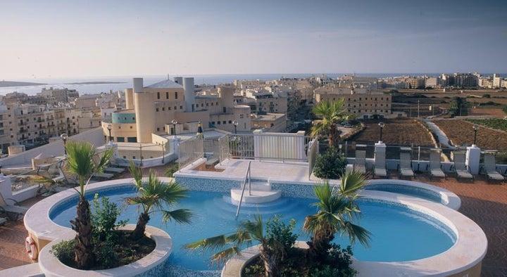 Sunflower Hotel in St Paul's Bay, Malta
