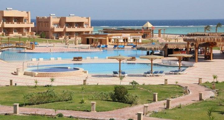 Laguna Beach Resort Hotel Egypt