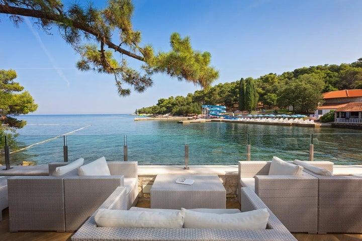 Villa Laguna Galijot in Porec, Istrian Riviera, Croatia