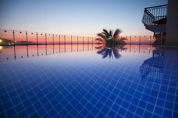 Crystal Hotel Bodrum in Bodrum, Aegean Coast, Turkey