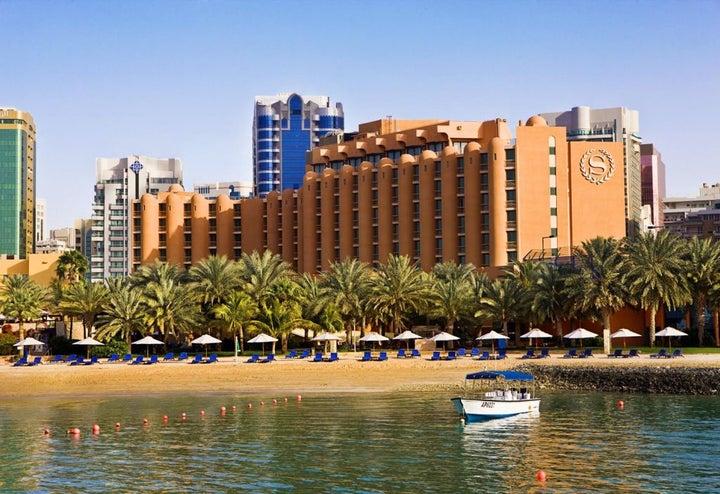 Sheraton Abu Dhabi in Abu Dhabi, Abu Dhabi, United Arab Emirates
