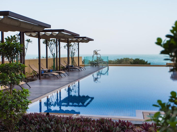 JA Ocean View Hotel in Jumeirah Beach, Dubai, United Arab Emirates