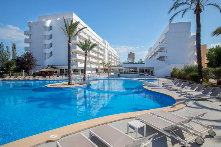 HM Martinique Apartments in Magaluf, Majorca, Balearic Islands