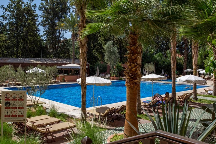 El Andalous Hotel & Spa in Marrakech, Morocco