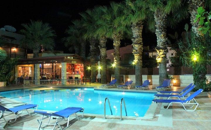 Latania Apartments in Stalis, Crete, Greek Islands
