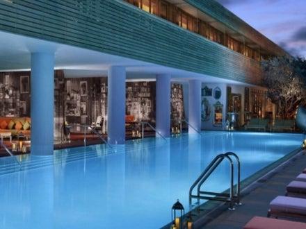 SLS South Beach in Miami Beach, Florida, USA