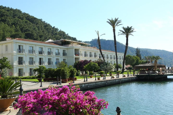 Ece Saray Resort in Fethiye, Dalaman, Turkey
