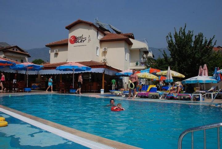 Tolay Hotel in Hisaronu, Dalaman, Turkey