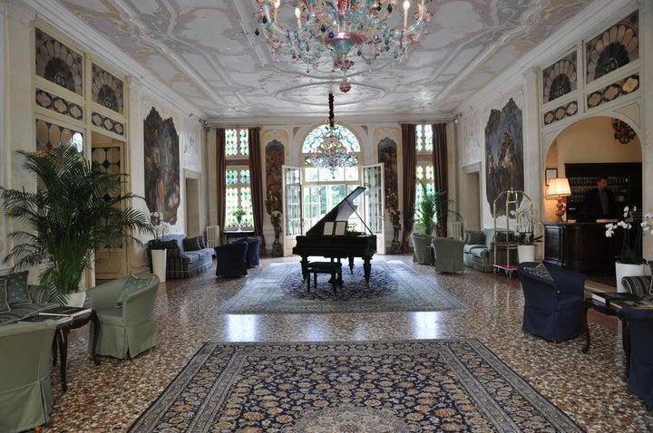 Villa Condulmer in Venice, Venetian Riviera, Italy