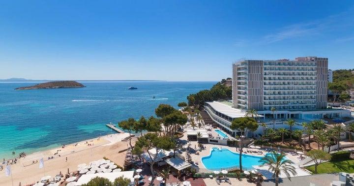 Melia Calvia Beach in Magaluf, Majorca, Balearic Islands