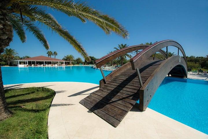 Marina Beach Club Hotel in Orosei, Sardinia, Italy
