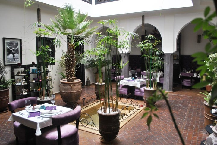 Ryad Amiran and Spa in Marrakech, Morocco