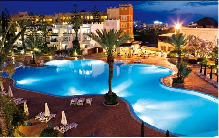 Atlantic Palace Agadir Golf Thalasso & Casino Ressort in Agadir, Morocco