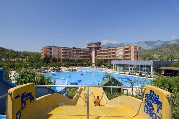 Simena Hotel in Kemer, Antalya, Turkey