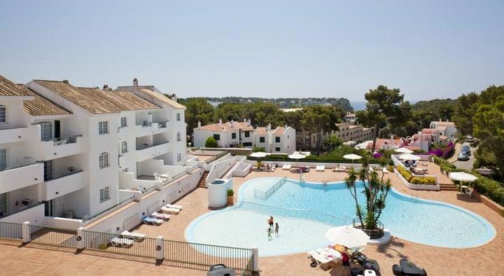 Ilunion Menorca Hotel in Cala Galdana, Menorca, Balearic Islands