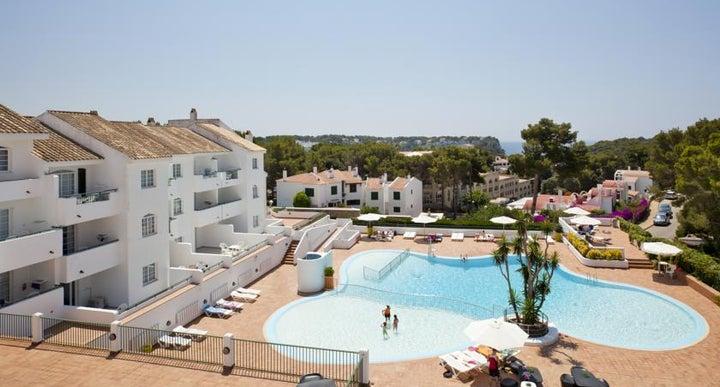 Ilunion Menorca Hotel in Cala Galdana, Menorca | Holidays from £330pp | loveholidays
