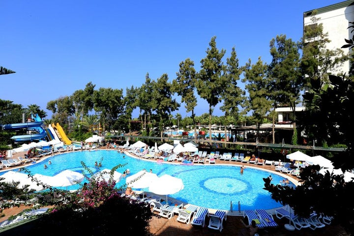 Holiday Park Resort in Alanya, Antalya, Turkey