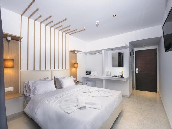 Hotel Elite in Rhodes Town, Rhodes, Greek Islands