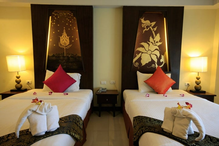 Golden Sea Pattaya Hotel Image 8
