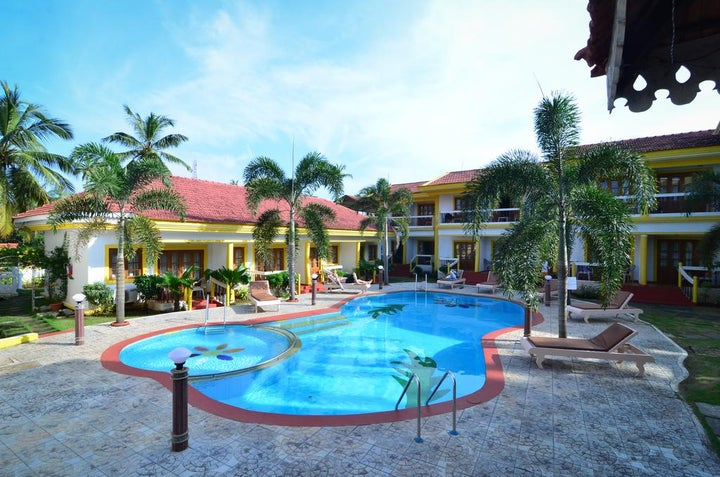 Spazio Leisure Resort in Anjuna Beach, Goa, India