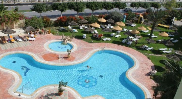 Houria Palace Hotel Image 8