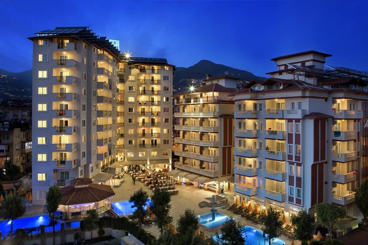 Villa Sun Flower Apartments And Suites in Alanya, Antalya, Turkey