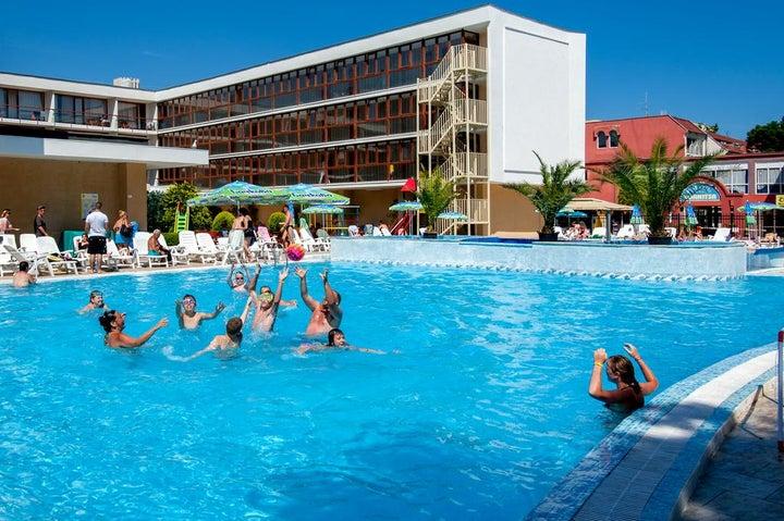 Mercury Hotel in Sunny Beach, Bulgaria