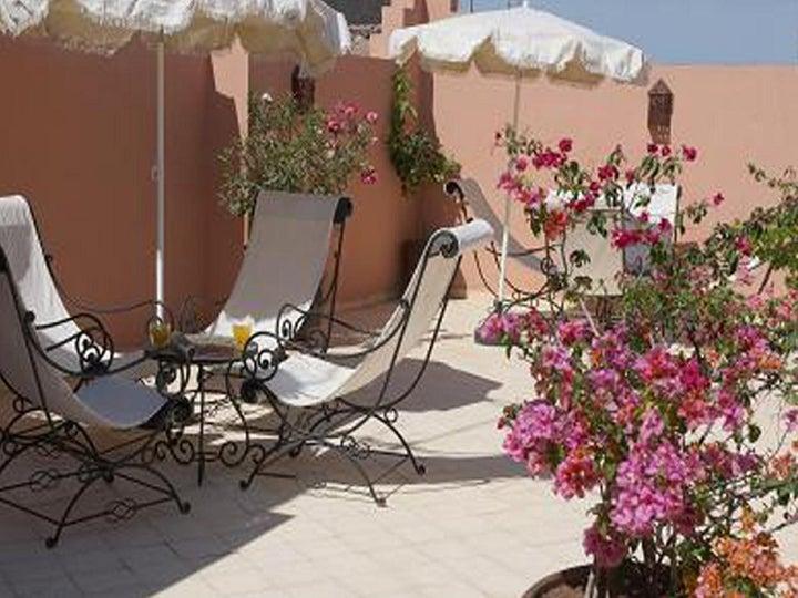 Riad Nerja in Marrakech, Morocco
